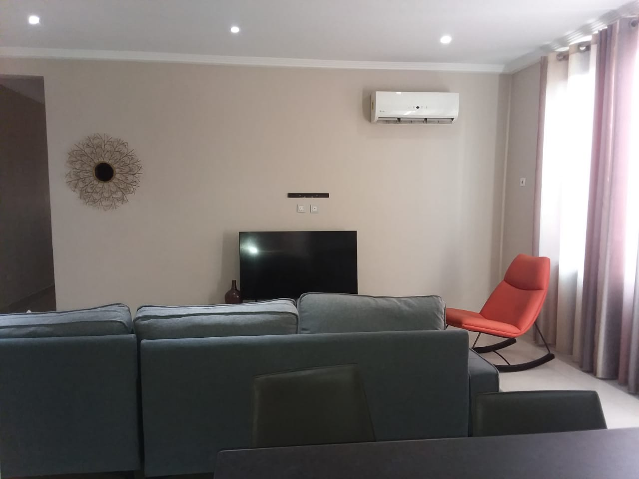 One Bedroom Furnished Apartment at East Legon