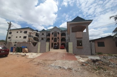 2 Bedrooms apartments for rent at Gbawe Topbase
