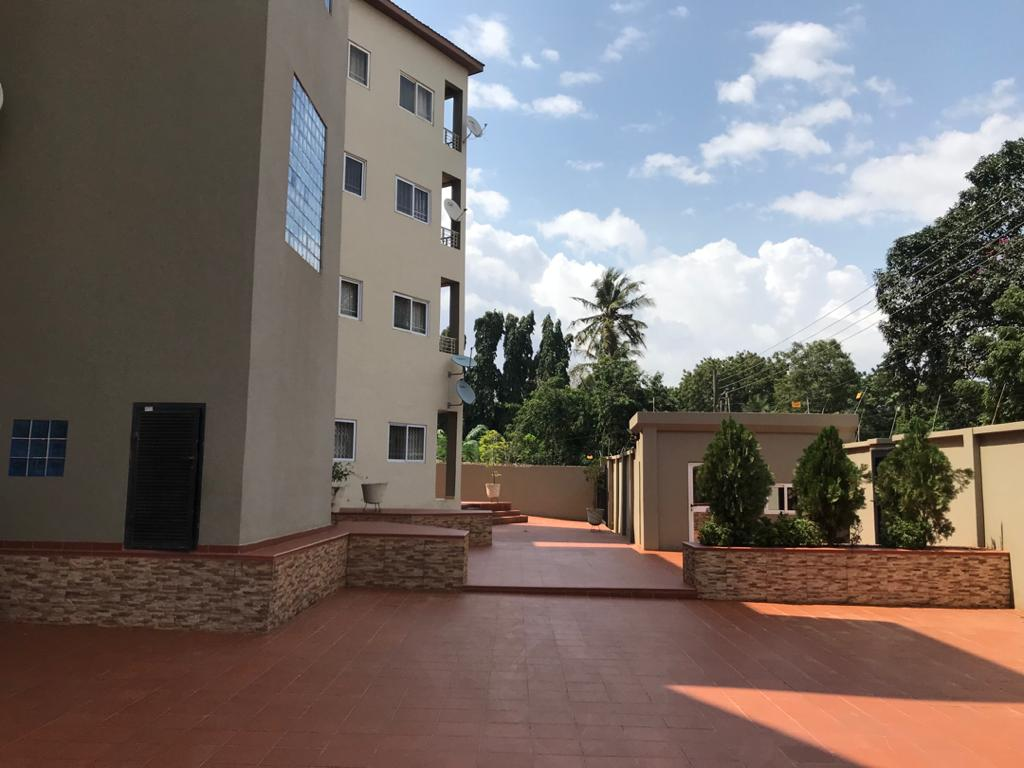 2 Bedroom Furnished Apartment for Rent at Tesano