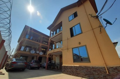 2 bedrooms apartment for rent at Gbawe top base