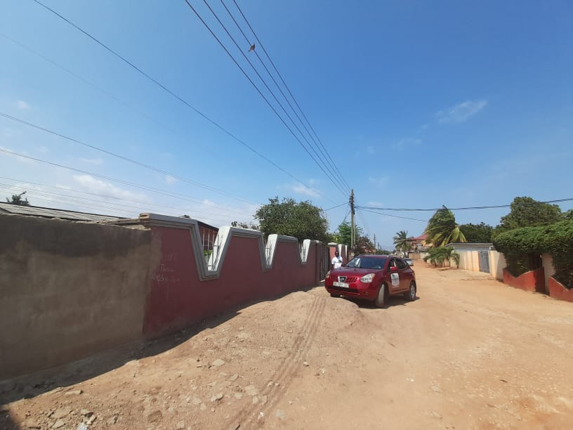 3 Bedroom House for Rent at Gbawe Top base