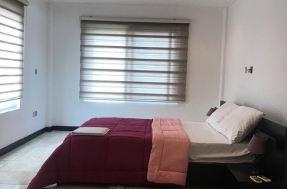 3 Bedroom Furnished Duplex Apartment for Rent
