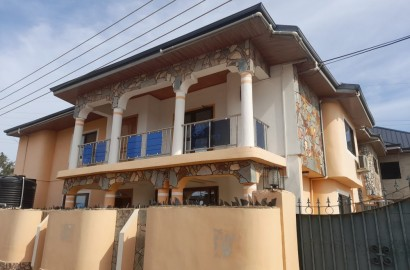 Four Bedroom Apartment for Rent at Gbawe