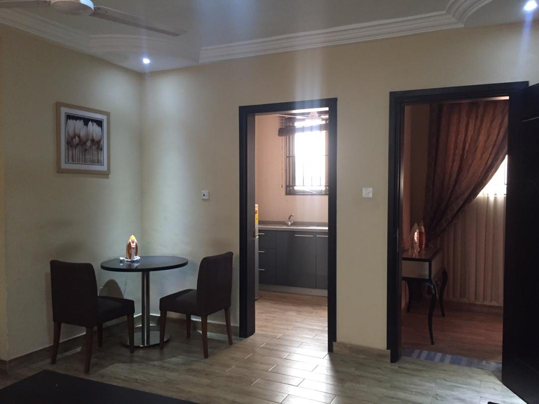 Furnished 1 Bedroom Apartments for rent