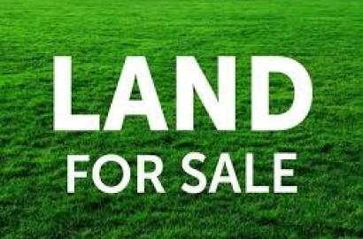 Full plot of Land for sale