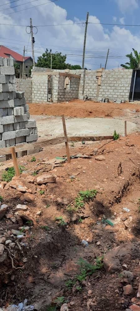 Roadside Fenced Plot of Land for sale