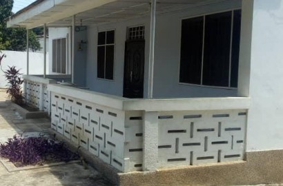 4 Bedroom Storey house with 2 room BQ for rent