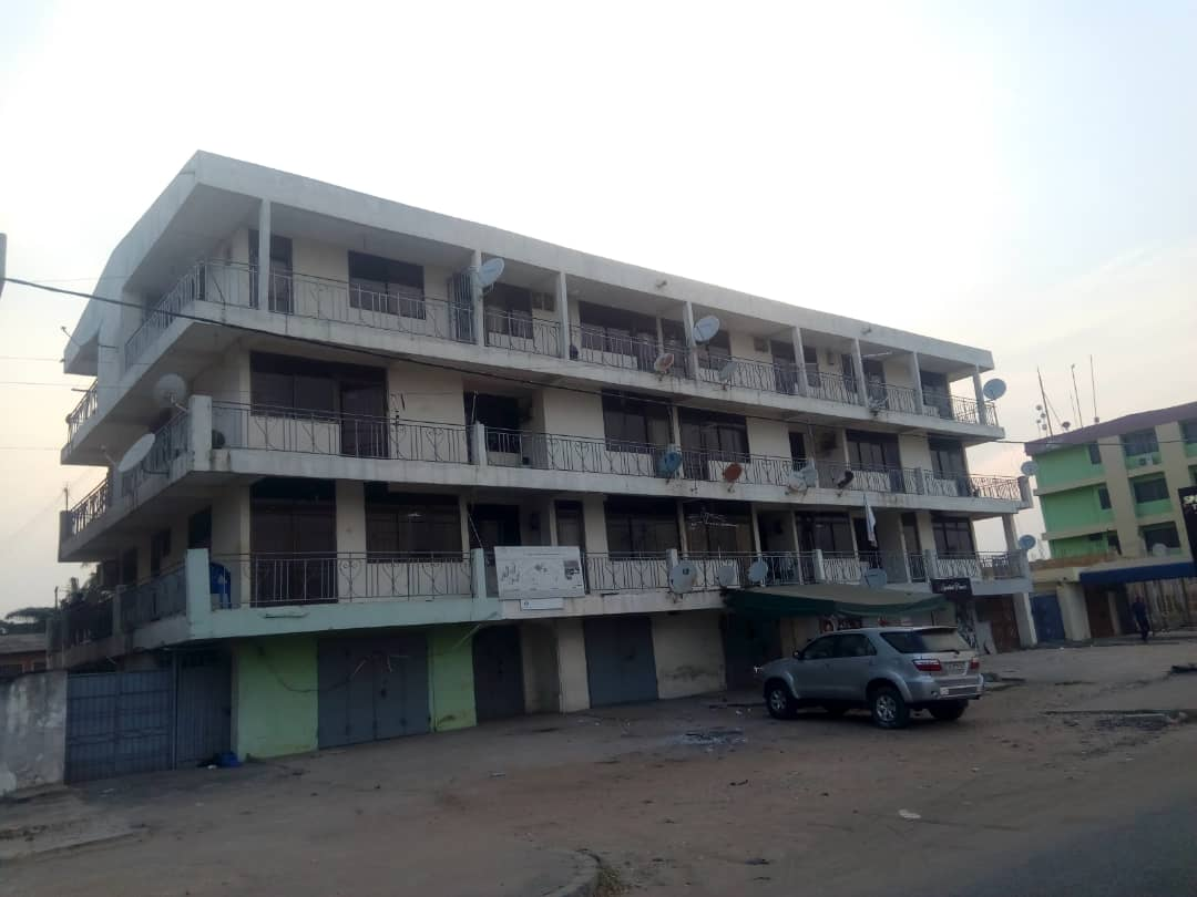 4-storey Residential/Commercial Property for sale