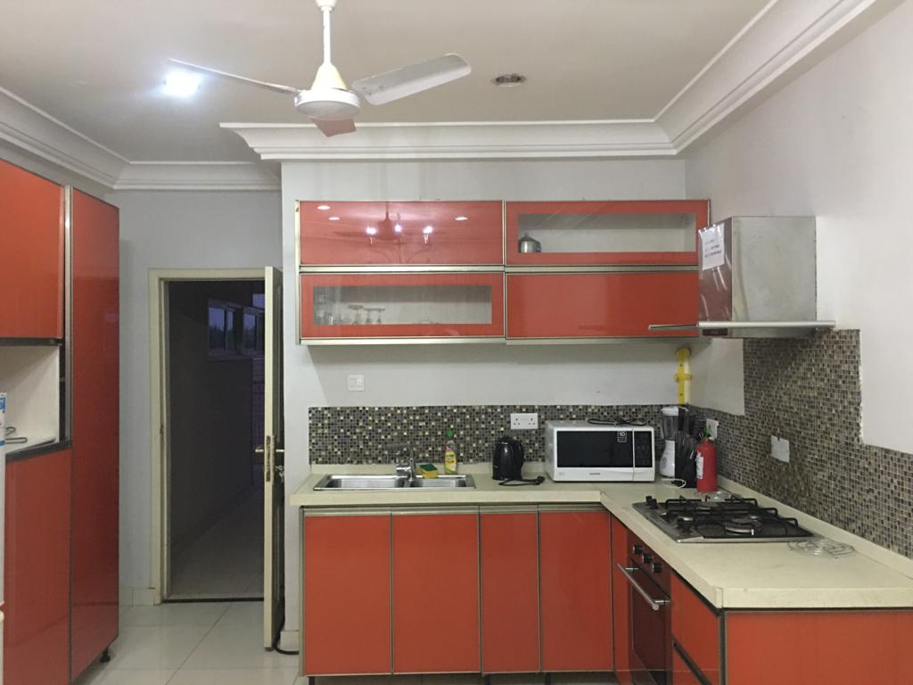 Two Bedroom Furnished Apartment for Rent