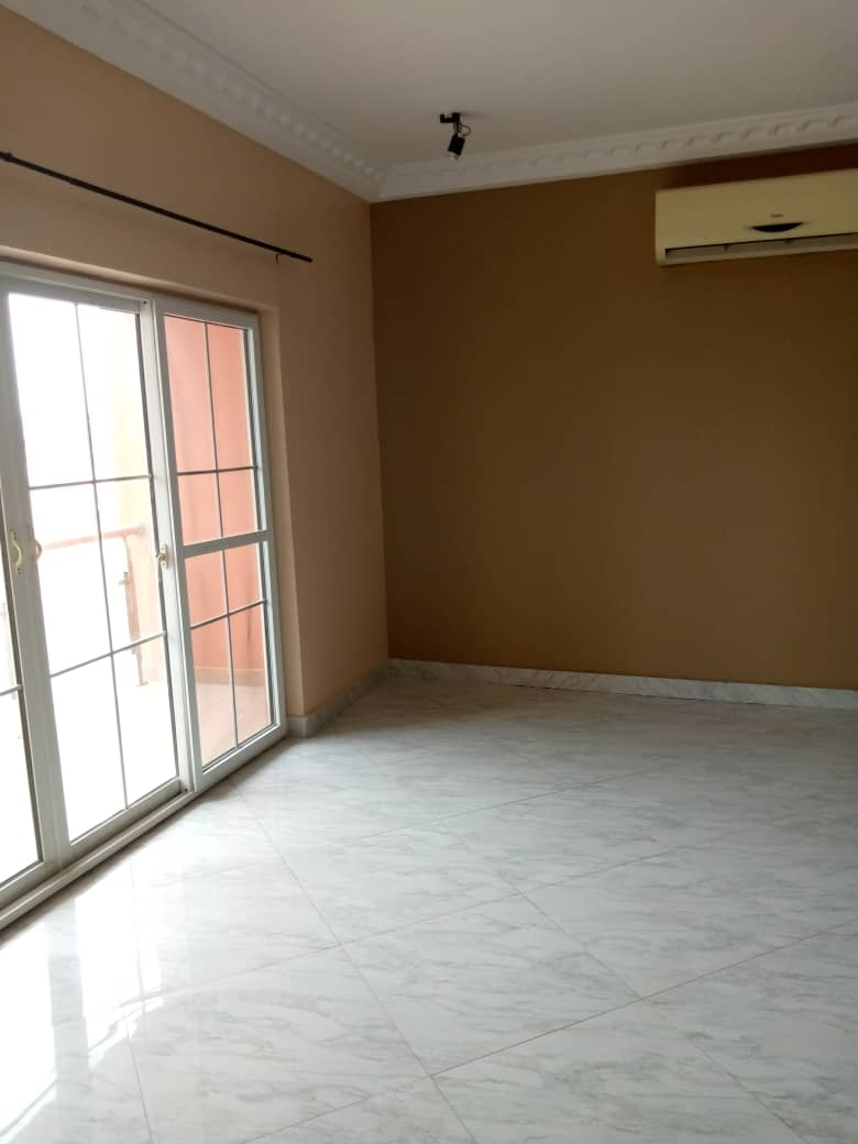 2 bedroom apartment partly furnished for rent