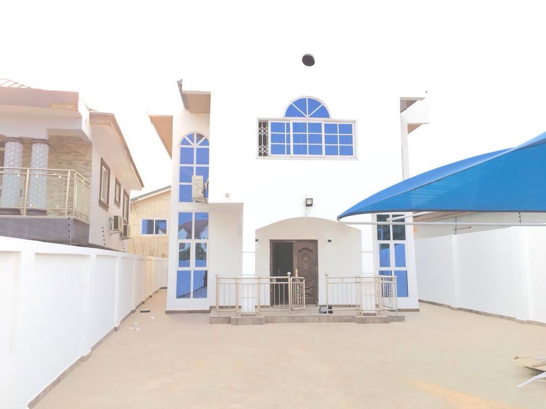 3 Bedroom House with 1 Bedroom Boys Quarters for Rent