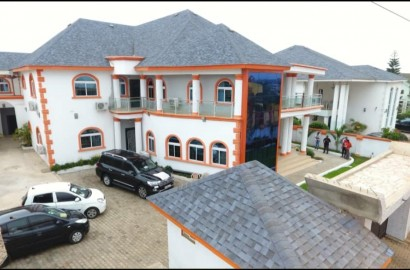 Furnished 15 Bedroom House with uncompleted 4 Bedroom extension for sale