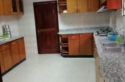 En suite 5 bedroom furnished house for rent