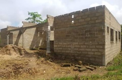 Uncompleted 2 units of 2 bedroom apartments for sale