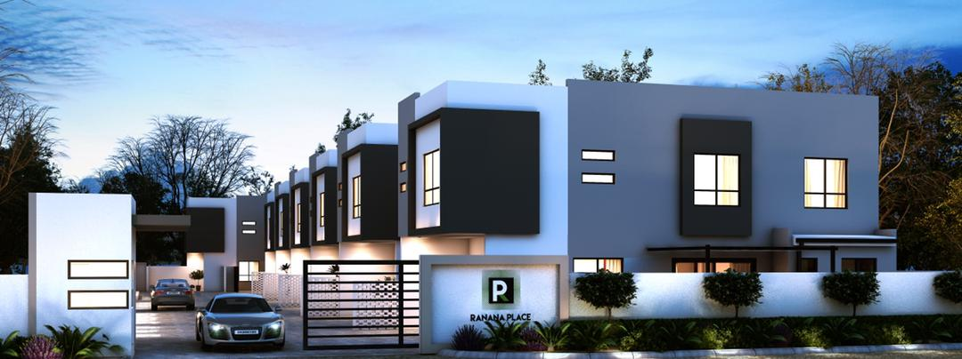 3 Bedroom House with One Bedroom Staff Quarters for Sale