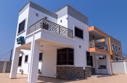 Four Bedroom Semi-Furnished House Available For Sale