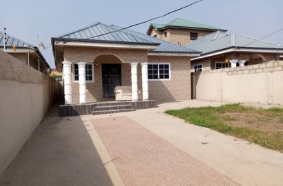 Newly built 3 bedroom houses for sale