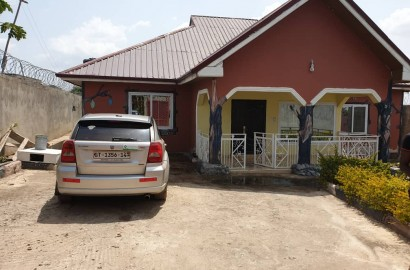 4 Bedroom House for Sale in Kumasi