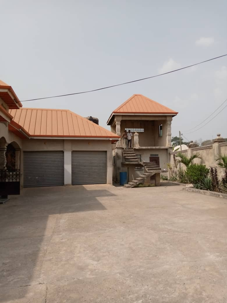 A 4 bedroom house for sale in Kumasi