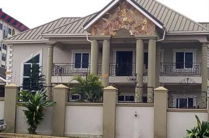 5 Bedroom  House for Sale at Santasi, Anyinam