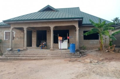 En-suite 3 Bedroom House for Sale in Kumasi