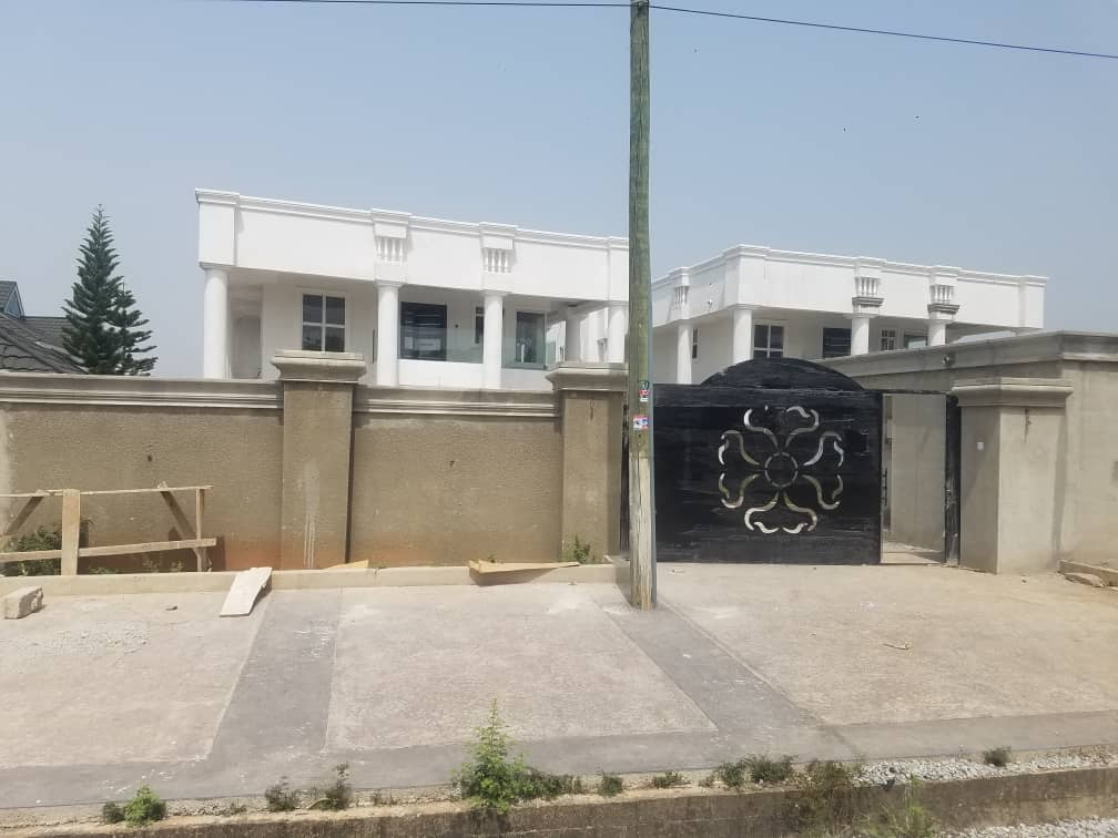 Executive 5 Bedroom Storey House for Sale in Kumasi