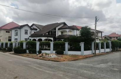 Executive 7 Bedroom House for Sale in Kumasi