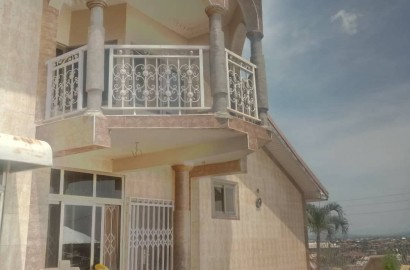 Executive 7 Bedroom Storey House with Swimming Pool for Sale in Kumasi