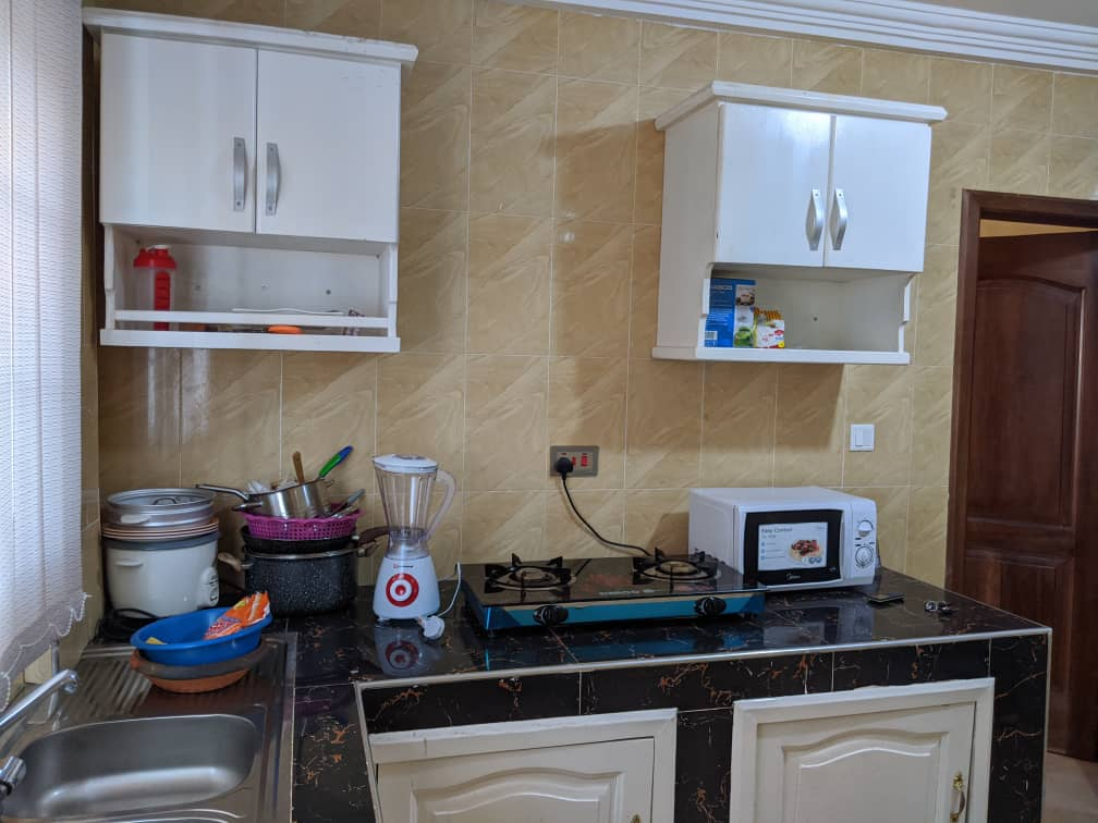 Furnished Two Bedroom Apartment Available for Long and Short Let