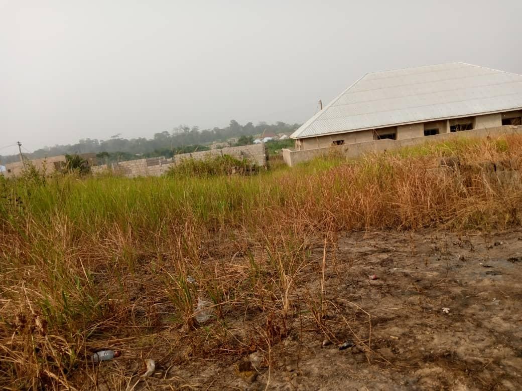 Registered 1 Plot of Land for Sale in Kumasi