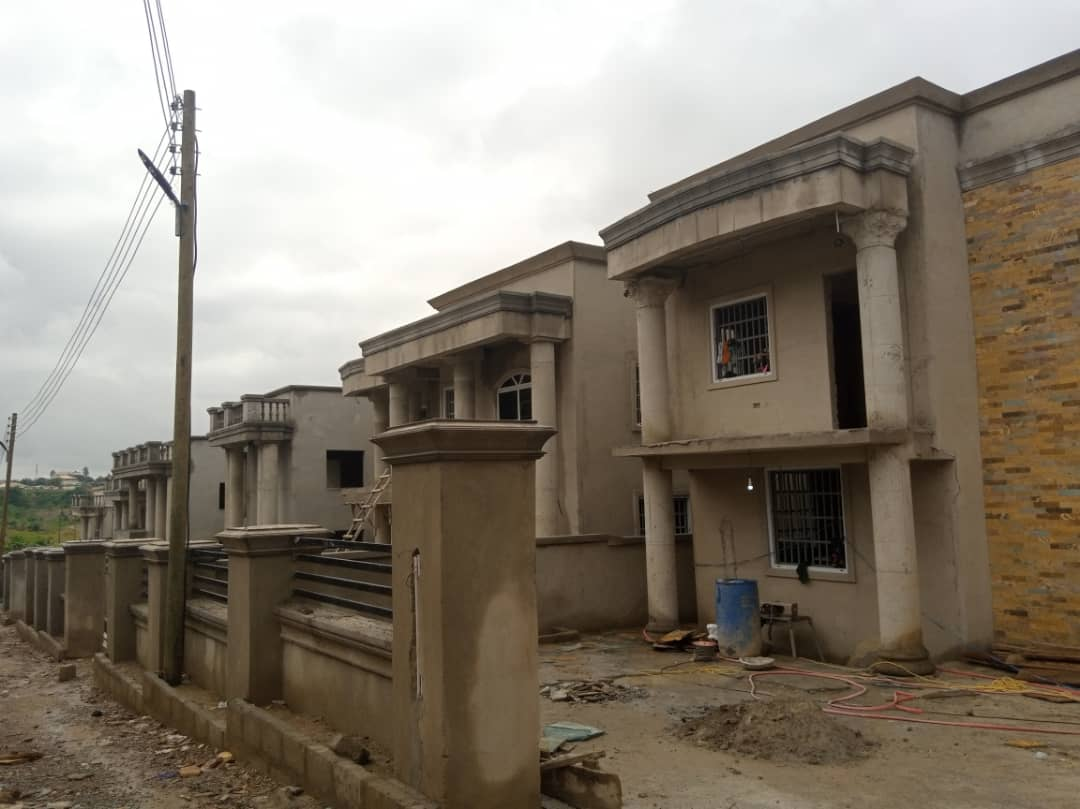 Plush 4 Bedroom Storey House for Sale