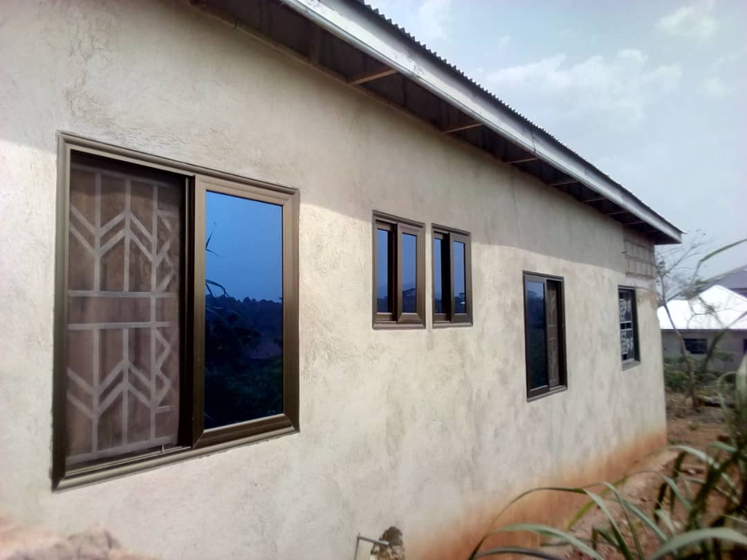 Uncompleted 4 Bedroom House for Sale in Kumasi
