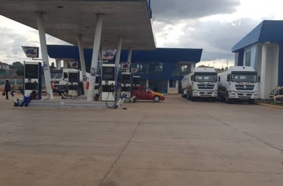 Unity Fuel Station for Sale at a Prime Location in Kumasi