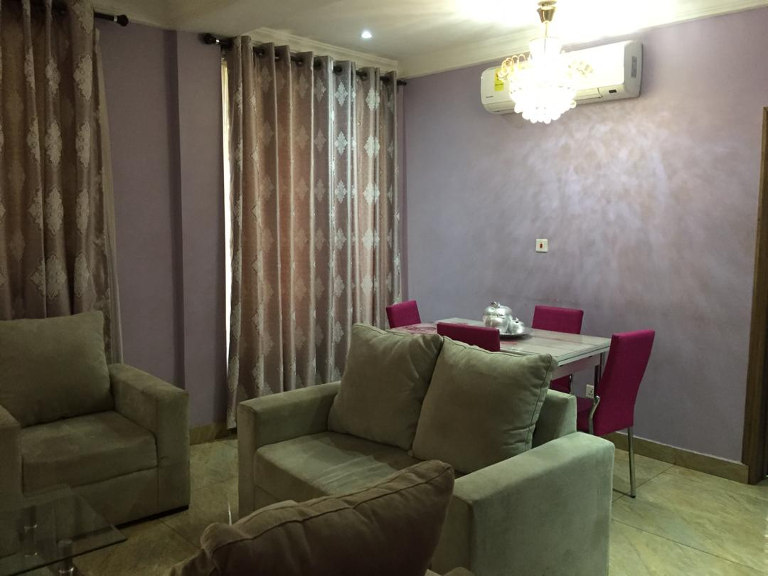Furnished 2 Bedroom Apartment for rent