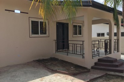 Two Bedroom House Available for Rent