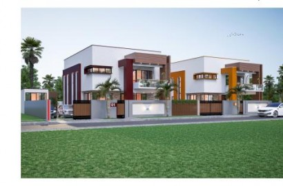 4 Bedroom House with One Bedroom Staff Quarters for Sale