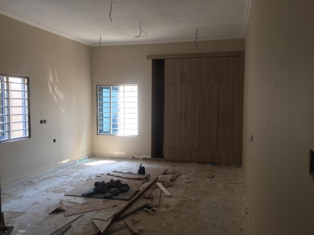 3 Bedroom House with One Bedroom Boys Quarter for Sale