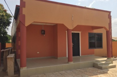 3 Bedroom self-compound house for sale