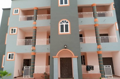 Newly Built 3 Bedroom Ensuite Apartments for rent