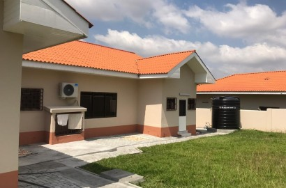 Three Bedroom House with Two Bedroom Staff Quarters Available for Rent