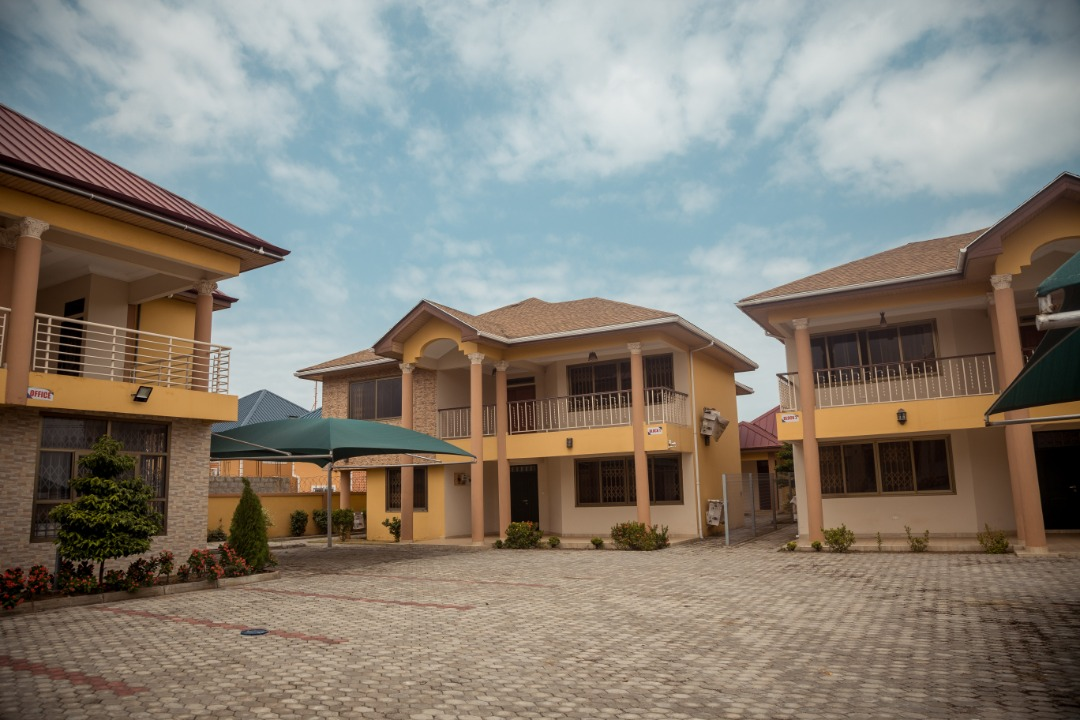5 Bedroom Townhouse with One Bedroom Boys Quarter Available for Rent