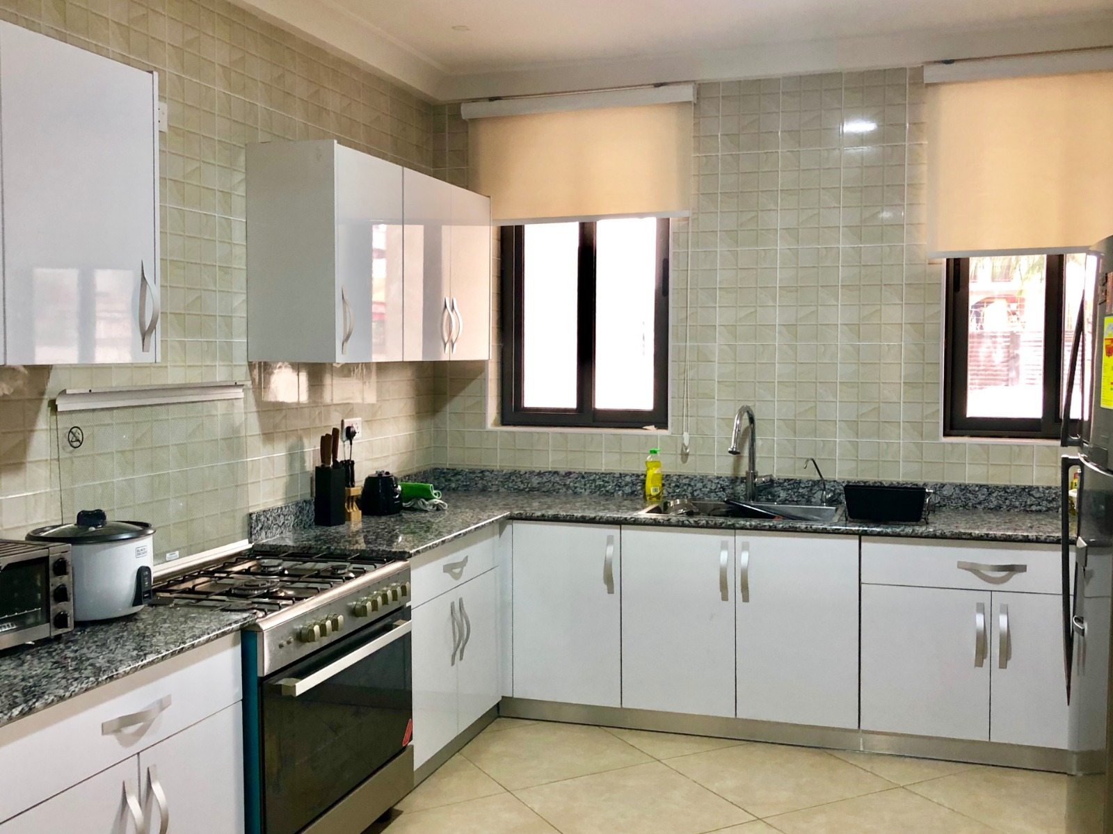 Four Bedroom Furnished House Available for Sale