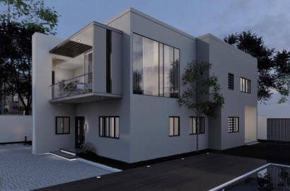 4 Bedrooms House with 2 Bedroom Boys Quarters and a Pool Available for Sale