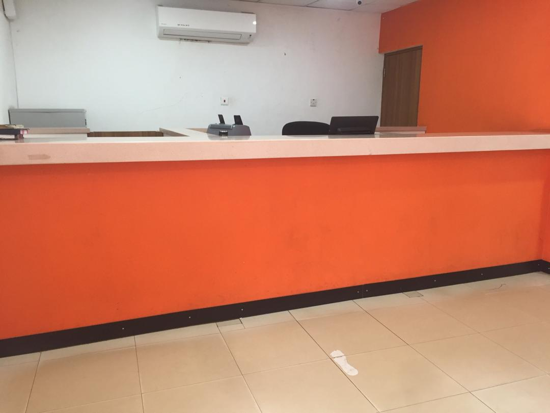 Banking Hall for rent
