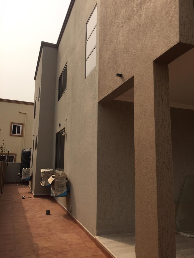 4 Bedroom Storey House with 1 Room BQ for rent